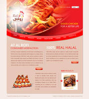 Rofi website design Option 3 by beshoywilliam