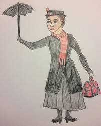 Mary Poppins by american069