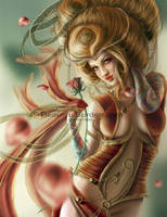 Aphrodite by JenniferHealy