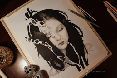 Depression by JenniferHealy