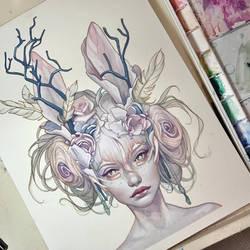 Opal by JenniferHealy