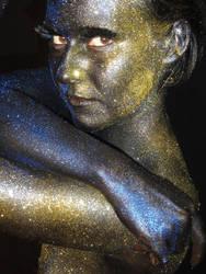 glitter orgy by chrischaaan