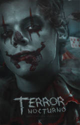 Terror Nocturno [Wattpad Cover] by BeMyOopsHi