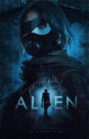 Alien [Wattpad Cover] by BeMyOopsHi