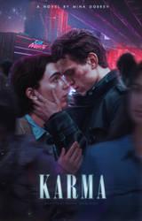 Karma [Wattpad Cover] by BeMyOopsHi