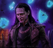 The God of Mischief [Loki] by BeMyOopsHi