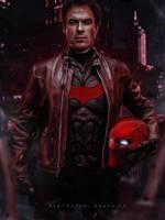 Red Hood [Jason Todd - Ian S] by BeMyOopsHi