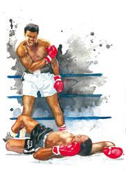 Muhammad Ali I by SantillanStudio