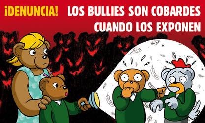Virtuoso o Vicioso: Podersos contra el bullying VI by SantillanStudio
