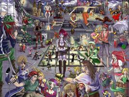 Super Cocci Party volume 1 by e-kaki