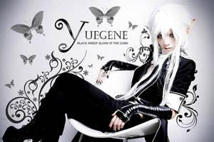 Cosplay : Ducan by yuegene