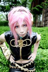 Vocaloid cosplay : Ruki Ver.1 by yuegene