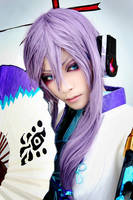 Cosplay : Kamui Gakupo 3 by yuegene