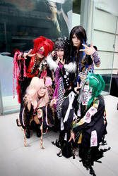 Visual kei Cosplay : Kiryu by yuegene