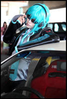 VOCALOID RACING by yuegene