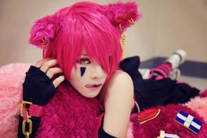 I'll Eat You by yuegene