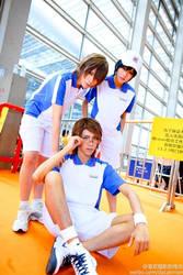 Prince Of Tennis by yuegene