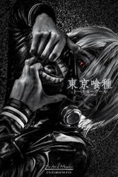 Tokyo Ghoul by yuegene