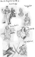 Nov15-Sketch Bundle 2 by Mister-23