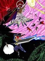 FF7- Sephiroth Finale by Mister-23