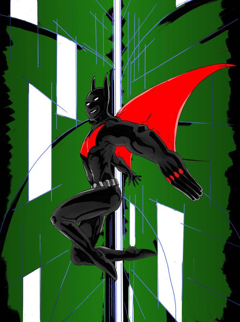 Batman- Drop by Mister-23