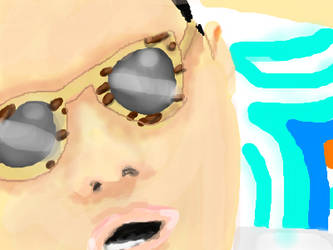 Psy: My most voted/viewed drawing on SS by ItaliaTwentyFour