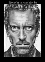 Hugh Laurie by EuchridEucrow