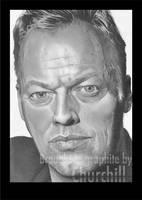 David Gilmour by EuchridEucrow