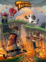 Treasure Trekkers by EuchridEucrow