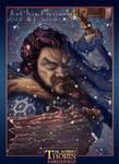 Thorin Oakenshield by EuchridEucrow