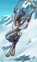 Nancy Drew Over the Edge by EuchridEucrow