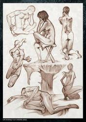 Osaka Drawings Sessions 2 by reiq