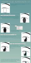 Anime Eye Tutorial N.1 by Ryoku15