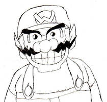 It's Wario Time by DrFurball