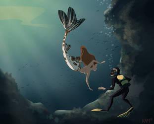 surprise encounter by taffygiraffe