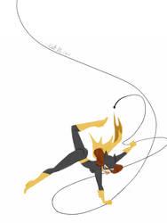 flying by taffygiraffe