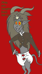 Here Comes Krampus (abdl) by Calico-Productions