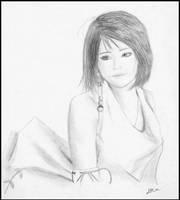 FFX - Lady Yuna by SereneBlackout