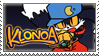 Klonoa Stamp by SereneBlackout