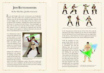 Jedi Path: Dav Battlemaster by JediDave-142