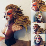 Cheetara by Kom-Studios