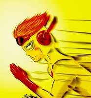 .Kid Flash. by xMashykax