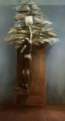 Traditional art by zalas