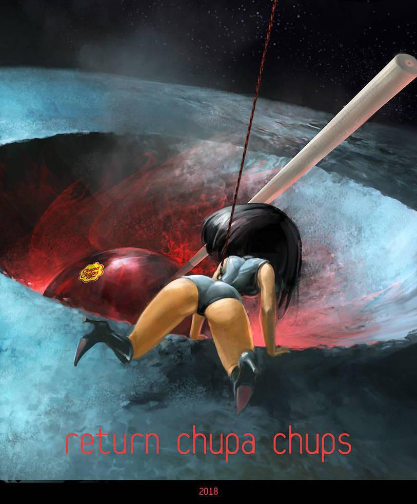 Return Chupachups by zalas