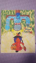 Robyn Thru The Cornfields by ENIMINEMOE