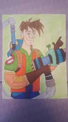 I'm a Scientist (Eduardo Rivera fan art) by ENIMINEMOE