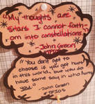 Quotes of The Faults In Our Stars by EmbracingTheAmazing