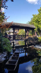 Lan Su Chinese Garden 2 by theApocrypha