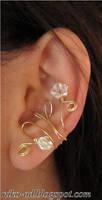 Ear Cuff EC001 by snowskin