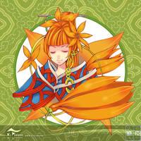Ryushin 3 by X-seven